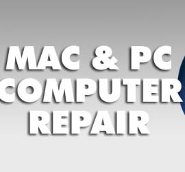 Mac and PC Repair