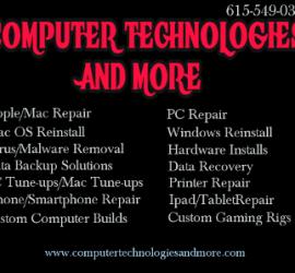 Computer Repair Hendersonville TN